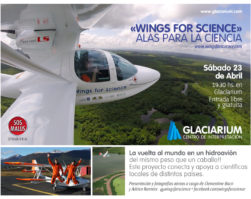 Wings for science. Alas para la ciencia